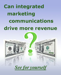 Can integrated marketing communications drive more revenue? See for yourself...